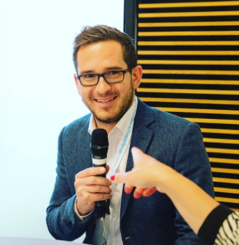 Philipp Schott, Head of Sales at EntwicklerHeld
